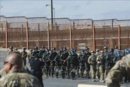 Mỹ khẳng định triển khai quân tại khu vực biên giới với Mexico là 'cần thiết'