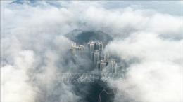 Trung Quốc ban bố cảnh báo sương mù