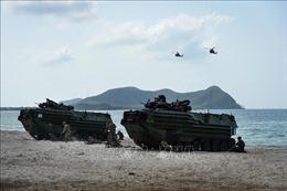Quân đội Azerbaijan tập trận quy mô lớn