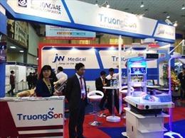 280 gian trưng bày sản phẩm tham dự Vietnam Medipharm Expo-2018
