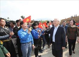 Tổng Bí thư, Chủ tịch nước Nguyễn Phú Trọng: Trồng cây mang lại lợi ích to lớn cho đất nước