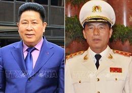 Ngày 28/1, xét xử nguyên Thứ trưởng Bộ Công anBùi Văn Thành và Trần Việt Tân