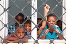 UNICEF hỗ trợ trên 160.000 trẻ em tỵ nạn Iraq chống chọi với thời tiết băng giá