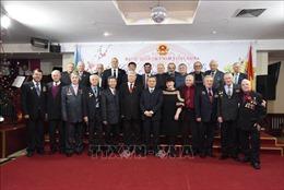 Đại sứ quán Việt Nam tại Ukraine tổ chức gặp mặt Cộng đồng mừng Xuân Kỷ Hợi