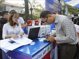 TP Hồ Chí Minh thí điểm thẻ xe buýt thông minh