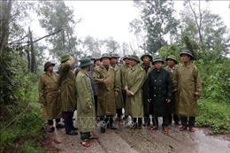 Tình hình mưa lũ ngày 13/10: Vẫn chưa tìm thấy 30 người mất tích trong vụ sạt lở tại thủy điện Rào Trăng 3