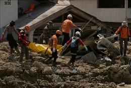 Ngày cuối cùng tìm kiếm nạn nhân động đất, sóng thần tại Indonesia