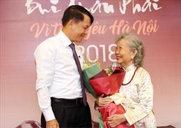 Cảm mến một tình yêu Hà Nội đã đi qua 11 năm vẫn chưa thấy cũ