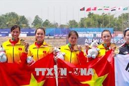 Trực tiếp ASIAD 2018 (23/8): Việt Nam giải cơn khát vàng, vươn lên vị trí thứ 14