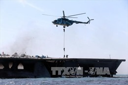 Iran tập trận không quân tại vùng Vịnh
