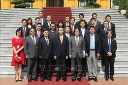 Chủ tịch nước: Nhật Bản là đối tác kinh tế quan trọng hàng đầu của Việt Nam