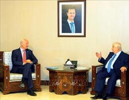 Syria bác bỏ kế hoạch của LHQ về ủy ban hiến pháp
