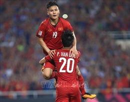 Trực tiếp Việt Nam- Philippines:  Kết thúc trận đấu, Việt Nam chiến thắng với tỷ số 2-1