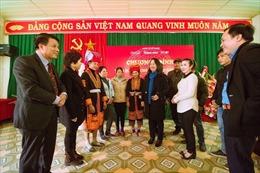 Giải Golf từ thiện trao qùa tết cho đồng bào huyện miền núi Lộc Bình, Lạng Sơn