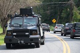Xả súng gần nhà thờ Baltimore (Mỹ): Ít nhất 7 người thương vong