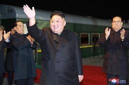 KCNA: Nhà lãnh đạo Kim Jong-un lên đường thăm Nga