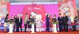 Tập đoàn BRG công bố triển khai dự án Sanrio Hello Kitty World Hanoi by BRG