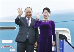 Thủ tướng Nguyễn Xuân Phúc kết thúc tốt đẹp thăm chính thức Vương quốc Thụy Điển