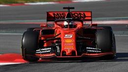 Đổi động cơ chiến mã F1, Ferrari có cản nổi Mercedes ở Spanish Grand Prix?