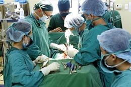 Phẫu thuật cho trẻ dị tật cơ quan vận động và sẹo di chứng bỏng