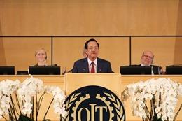 Việt Nam cam kết nỗ lực thực hiện tốt nghĩa vụ thành viên Tổ chức Lao động Quốc tế - ILO