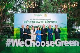 HEINEKEN Việt Nam kiến tạo giá trị bền vững vì một Việt Nam tốt đẹp hơn