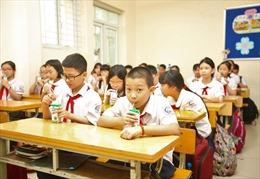 """Chương trình Sữa học đường và nỗ lực cải thiện """"nạn"""" thiếu vi chất dinh dưỡng"""