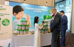 Vinamilk là đại diện châu Á duy nhất trình bày về xu hướng Organic tại Hội nghị sữa toàn cầu 2019