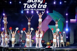 """Hành trình về đích của quán quân cuộc thi Flashmob 2019 - """"Sóng tuổi trẻ"""""""