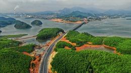 Từ 10/7: Các phương tiện di chuyển tối đa 100 km/h trên cao tốc Hạ Long – Vân Đồn