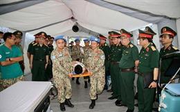 Việt Nam nghiên cứu cử thêm lực lượng dân sự tại các phái bộ gìn giữ hòa bình LHQ