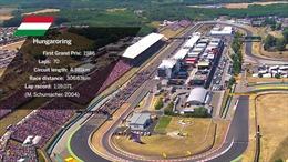 Tam mã Hamilton – Vettel – Verstappe sẽ 'thuỷ chiến' tại chặng đua Hungary?