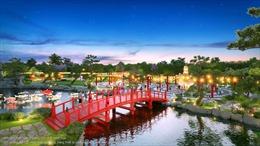 Vườn Nhật Vinhomes Smart City- 'kỳ quan' mới giữa lòng Hà Nội