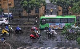 Thời tiết ngày 21/9: Trung Bộ, Tây Nguyên và Nam Bộ tiếp tục có mưa rào và dông
