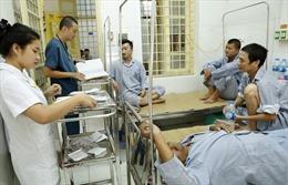 Sốt xuất huyết ở 'đỉnh' dịch, nhiều ca nặng nhập viện