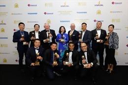 'Bão giải thưởng du lịch quốc tế'dành cho các công trình của Sun Group