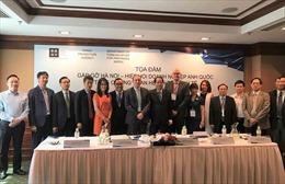 Tọa đàm xúc tiến đầu tư, thương mại, du lịch Hà Nội tại Anh