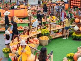 Happy Halloween, du khách Miền Trung Tây Nguyên tiếp tục hưởng mức giá ưu đãi tới hơn 60% khi tới Bà Nà Hills