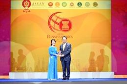 SHB là 'Doanh nghiệp kết nối dịch vụ tài chính ASEAN tiêu biểu'