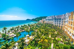 Cận cảnh khu nghỉ dưỡng và spa sang trọng bậc nhất châu Á tại Phú Quốc