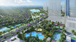 Ra mắt Sapphire 4 của Vinhomes Smart City