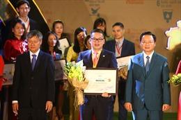 SeABank đươc vinh danh Top 10 doanh nghiệp phát triển bền vững Việt Nam 2019