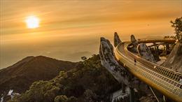 Ngất ngây với những công trình kiến trúc đẹp kỳ ảo tại Bà Nà Hills