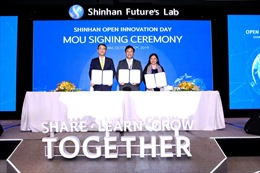 "Khởi động ""Shinhan Future's Lab Open Innovation Acceleration"" mùa 3"