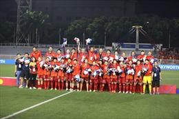 Vingroup tặng thưởng tất cả các VĐV Việt Nam giành huy chương tại SEA Games 30
