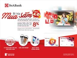SeABank tặng Iphone 11 cho khách hàng