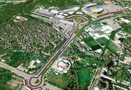 Đường đua công thức 1 Hà Nội mở bán vé hai khán đài cuối và hạng vé Paddock Club