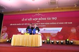 Vietravel Airlines tài trợ 20 tỷ đồng cho Liên đoàn Quần vợt Việt Nam