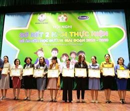 Đà Nẵng sơ kết Đề án Sữa học đường giai đoạn 2018-2020
