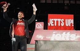 Ra mắt phòng tập quốc tế 24/7 Jetts Fitness